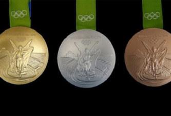 Les médailles d'or olympiques ne valent pas autant que vous le pensez…Découvrez la vraie valeur!
