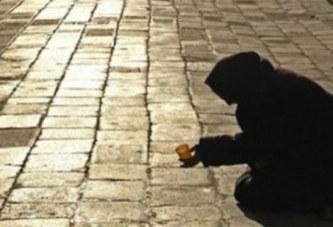 Autriche: Une mendiante condamnée à payer 38.000 euros comme amende