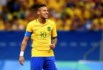 JO-2016/foot: pour le Brésil de Neymar, c'est vaincre ou disparaître