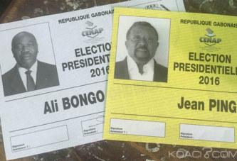 Gabon: Tendances de la présidentielle, Ali Bongo en tête dans 6 provinces sur 9 avec plus de 54%