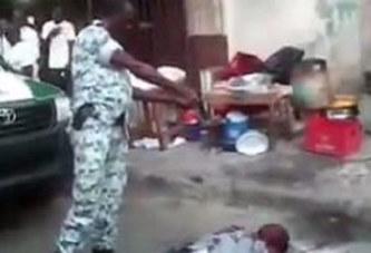 Révélation dans l'affaire ''un policier abat un bandit désarmé'' : voici comment les deux hommes se sont rencontrés