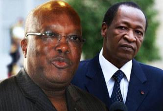 Entretien téléphonique entre Roch Kaboré et Blaise Compaoré en Côte d'Ivoire