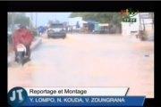 Ouaga de nouveau  inondée (vidéo)