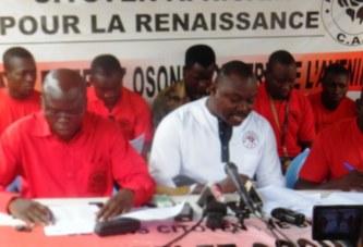 Situation nationale: « déçu », le CAR demande la dissolution du gouvernement