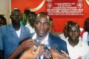 Situation nationale : « les gens ont peut-être eu la chance de traverser des frontières, mais les dirigeants actuelles n'auront pas cette chance » Bassolma Bazié