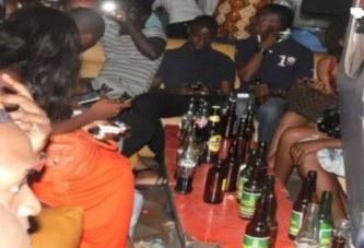 Burkina Faso: En colère, il déshabille sa copine en public