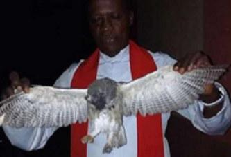 (Photo) Une sorcière transformée en hibou meurt pendant une séance d'évangélisation.
