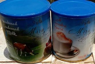 Café au lait : attention au lait de marque «Mira»