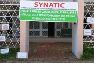 Grève des médias publics : Des anciens «adhèrent totalement» à la démarche du SYNATIC