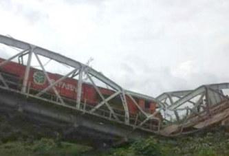 Côte d'Ivoire: Dimbokro, le Gouvernement donne les raisons de l'effondrement du pont ferroviaire
