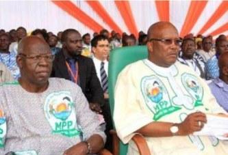 Déclaration des partis de la majorité présidentielle a l'occasion du premier anniversaire de l'élection du Président du Faso et des députes.