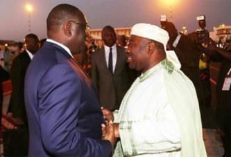 Macky Sall félicite Ali Bongo