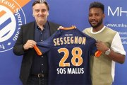 Football : Stéphane Sessegnon est montpelliérain