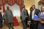 MCC: le Président du Faso s'informe sur les conditions et critères de rééligibilité du Burkina à un second compact