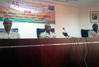 « Notre armée est assez forte pour protéger cette Nation » (Colonel-Major Oumarou Sawadogo) Lass 17 octobre 2016 In ACTUALITES, Société