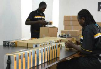 Le Burkina Faso inaugure sa première usine de lampes solaires