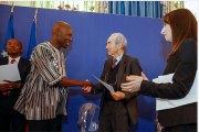 Abolition de la peine de mort:  un étudiant burkinabè en journalisme distingue
