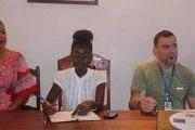ONU RCA : A seulement 17 ans elle est directrice de PLAN international, mais….