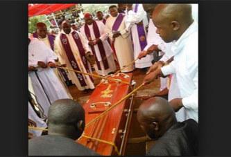 RDC: Deux hommes cagoulés tuent un prêtre à Lubumbashi