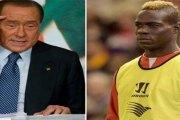 Mario Balotelli, encore victime de propos racistes de la part de Silvio Berlusconi