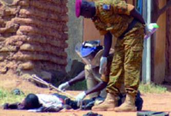 Présumé terroriste abattu à Kilwin: Le film de l'opération