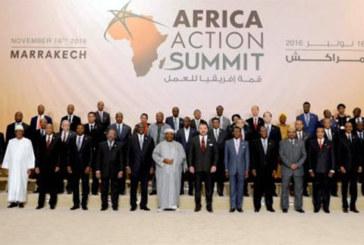 COP 22 : ce qui s'est dit pendant le sommet des chefs d'État africains