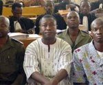 Coup d'état de 2003: les accusés enragent de colère
