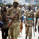 « Les Koglweogos restent à l'Est et nous à l'Ouest. Un point, deux traits. » (Blaise Sanou, chef dozo de Bobo-Dioulasso)