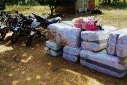 Burkina Faso : 605 kilogrammes de drogue au sud du pays