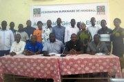 Fédération burkinabé de handball : Hubert Stéphane Tiendrébeogo tient les rênes