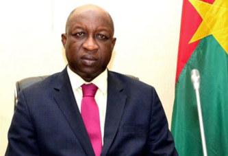 Remaniement ministériel au Burkina : Trois départs, 5 arrivants