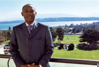 Jean-Baptiste Natama souhaitait se rendre à l'étranger pour des soins