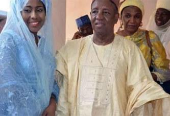 Nigeria: Fatima, la fille du président Buhari donnée en mariage et devient la 4è épouse de son mari