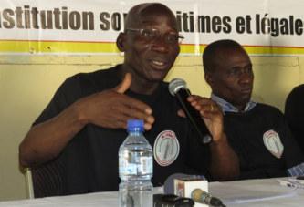 Mouvement Plus rien ne sera comme avant: Idrissa Nogo désavoué