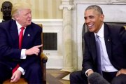 Obama espère que Trump