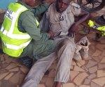 Incivisme routier : «encore un agent de police renverse» (police nationale)