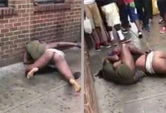 (Photo/Vidéo) Deux prostituées se battent et dévoilent toute leur intimité