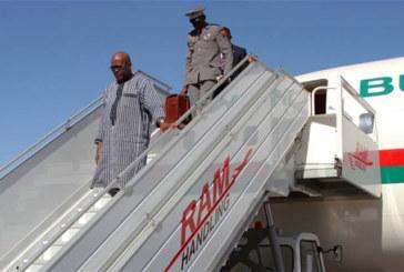 Renforcement de la coopération Burkina Faso-Japon: le président du Faso en visite officielle à Tokyo