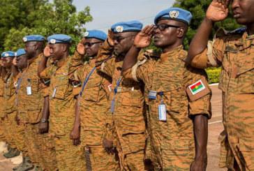 Le Burkina Faso va redéployer sa troupe au sein de la MINUSMA