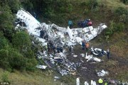 Crash de Chapecoense: Un membre d'équipage raconte comment il a survécu
