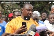 Gambie: Adama Barrow veut dialoguer avec Yaya Jammeh pour une transition pacifique