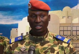 Putsch du général Gilbert Diendéré: Libéré le 16 décembre 2016 dernier, la capitaine Dao incarcéré de nouveau