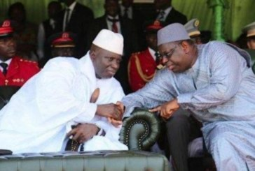 Sénégal : Macky Sall pense finalement qu»'il faut respecter Yahya Jammeh et lui parler»1
