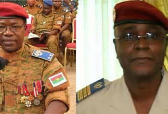 Burkina Faso – Etat-major général des armées:  Le colonel major Sadou Oumarou remplace le général Pingrenoma Zagré