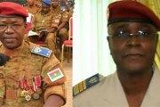 Burkina Faso - Etat-major général des armées:  Le colonel major Sadou Oumarou remplace le général Pingrenoma Zagré