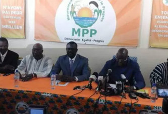 Salifou Diallo:«les 4 ans qui restent verront la majorité des projets du président Kaboré se réaliser»