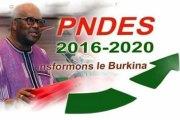 Communiqué final  du PNDES: Plus de 18.000 milliards de F CFA, soit environ 23 milliards d'euros'', comme intentions de financement