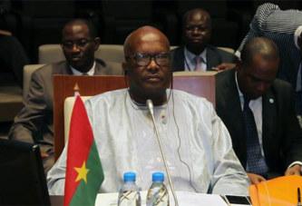 Urgent: Le Président du Faso à Paris pour présider la Conférence des Partenaires pour le financement du PNDES