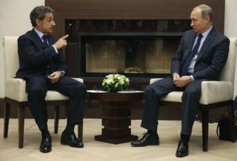 Comment Sarkozy s'est fait humilier par Poutine en 2007