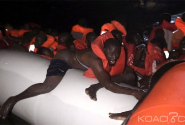 Libye: 730 migrants secourus en 24 h au large, deux femmes mortes d'hypothermie
